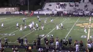 Venice tries six laterals on final play [Video]