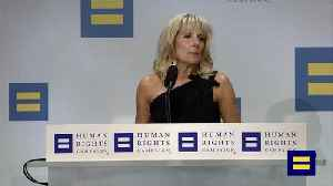 Jill Biden: We Want To 'Pick A Fight' With Bullies [Video]