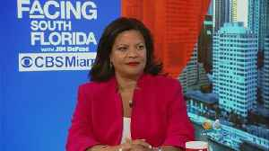 Facing South Florida: Speaking With President Of League Of Women Voters Marisol Zenteno [Video]