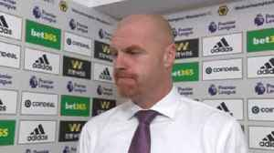 Dyche: We must improve [Video]
