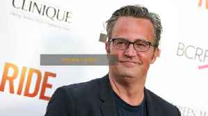 News video: Matthew Perry Has Been At The Hospital For Three Months