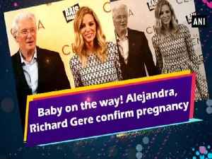 Baby on the way! Alejandra, Richard Gere confirm pregnancy [Video]