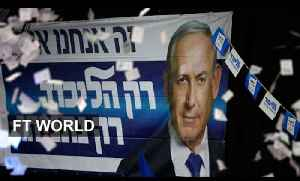 Netanyahu claims victory in Israel | FT World [Video]