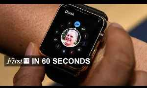 Apple Watch, Credit Suisse and QE | FirstFT [Video]