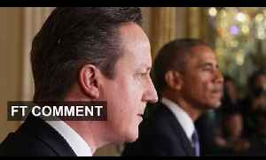 Martin Wolf on US-UK Row Over China | FT Comment [Video]