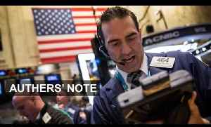 US earnings season - correction ahead? | Authers' Note [Video]