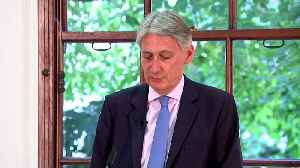 Philip Hammond: No deal would be 'extremely costly' for UK [Video]