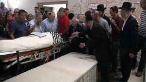 Hundreds Attend Funeral Of American Pro-Isreal Activist Ari Fuld [Video]