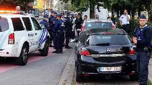 Man is critically injured after Belgian police shoot at him [Video]