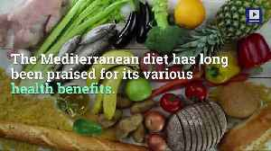 Study Finds a Mediterranean Diet Is Healthy for Older Adults [Video]