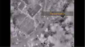 Unclaimed Missile Strike Pounds Syrian Town Hosting Russian Base, Syria Blames Israel [Video]