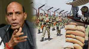 Rajnath Singh launches CIBMS, Says 'India's Border will be more secure now'   Oneindia News [Video]