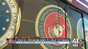 Ride KC gives 1 million free bus rides to veterans in less than a year [Video]
