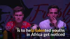 African freestyle soccer tournament debuts in Nigeria [Video]