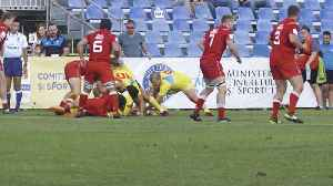 Romania building future for young rugby talent [Video]