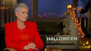 New 'Halloween' Movie With Jamie Lee Curtis Is Now 40 Years Later [Video]