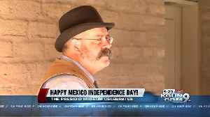 Tucsonans celebrate Mexican Independence Day [Video]