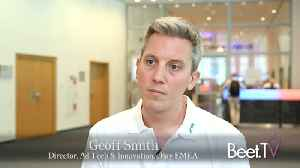 eBay's Smith On How The Auction Site Buys Ad-Tech [Video]