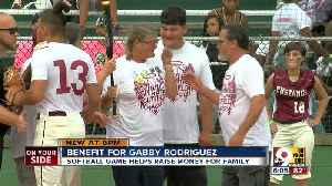 Gabby Rodriquez's family, friends honor her with softball game [Video]