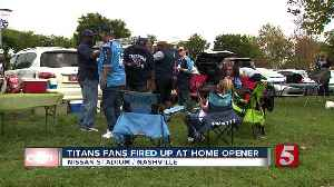 Titans Beat Texans 20-17 [Video]