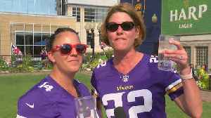Vikings, Packers Fans Have Mixed Reactions To Tie At Lambeau Field [Video]
