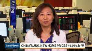 China Home Prices Rise at Fastest Pace in Almost Two Years [Video]