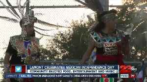 Lamont celebrates Mexican Independence Day o [Video]