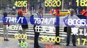 Asian Shares Slip After Tariff Troubles [Video]