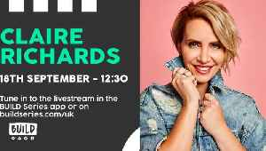 LIVE from London: Claire Richards [Video]