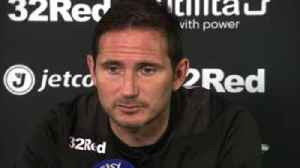 Lampard: Wage bill prevents JT signing [Video]