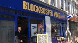 Blockbuster store comes back to life in Bethnal Green for Deadpool 2 release [Video]