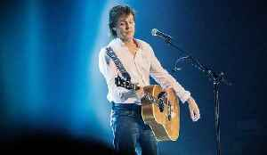 Paul McCartney Earns First No. 1 Album in 36 Years [Video]