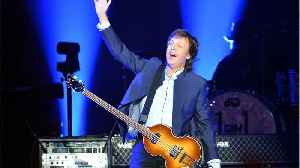 Sir Paul Returns to Number One After 36 Years With 'Egypt Station' [Video]