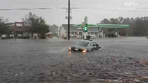 'Worst is yet to come' - Storm Florence weakens but floods still threaten East Coast [Video]