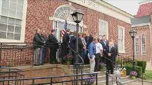 Canonsburg Post Office Renamed In Honor Of Fallen Officer [Video]