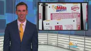 Mega Millions Jackpot Rises To $252 Million [Video]