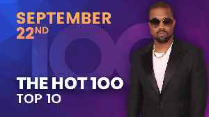 News video: Early Release! Billboard Hot 100 Top 10 September 22nd 2018 Countdown | Official
