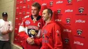 Aleksander Barkov named Panthers team captain [Video]