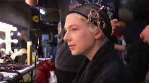 News video: Fashion insiders views on London Fashion Week