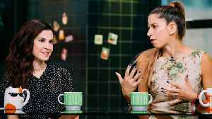 Caitlin Cronenberg & Jessica Ennis Join The Table [Video]