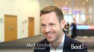 On Rocket Fuel Anniversary, Sizmek's Grether 'Puts AI On Steroids' [Video]