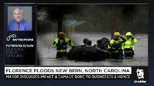 Mayor of N.C. Coastal Town: 'We're Going to Get Through This' [Video]