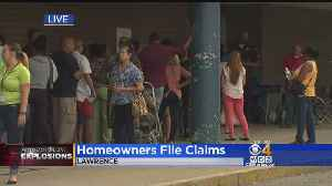 Homeowners File Claims After Merrimack Valley Gas Explosion [Video]