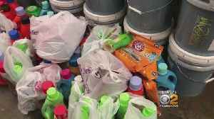 Donations Helping To Keep Students' Clothes Clean [Video]