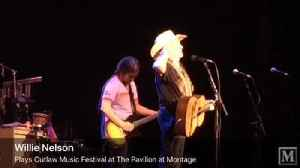 VIDEO: Willie Nelson plays Outlaw Music Festival at The Pavilion at Montage [Video]