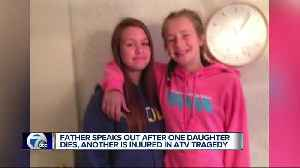 Clinton Township family mourns 12-year-old killed in ATV crash Up North [Video]