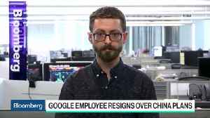 Why This Research Scientist Decided to Resign Over Google's China Plans [Video]
