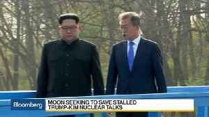 South Korea's Moon to Visit Pyongyang in Bid to Save Trump-Kim Nuclear Talks [Video]