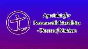 Apostolate to the Handicapped for Sept. 16 [Video]