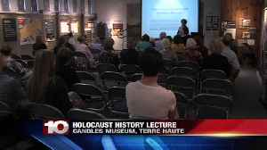 New Jersey professor sheds light on Holocaust through lecture [Video]